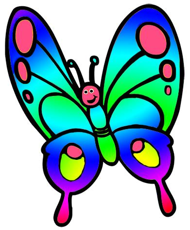Butterfly Clip Butterfly Clipart