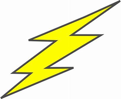 Clipart Blitz Flash Bolt Thunder Clip Powerpoint
