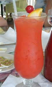 Fruit Punch Mixed Drink