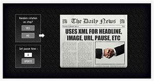 Newspaper Headline Template Newspaper Psd Mockups Brushes And Textures Psddude