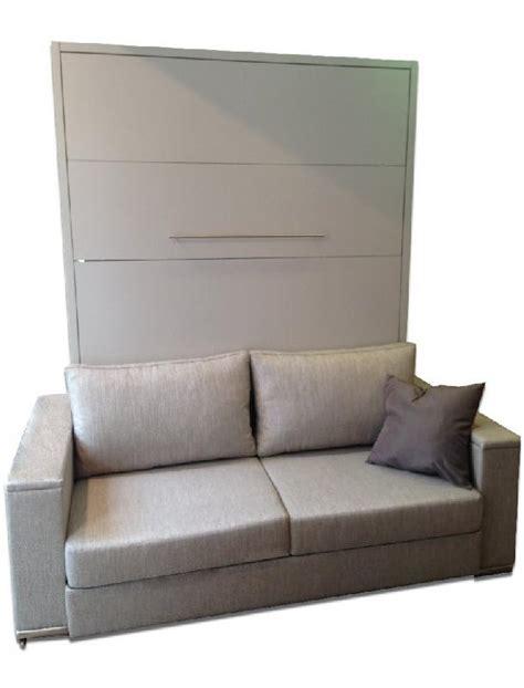 armoire lit canape armoire lit escamotable lyon canape integre couchage 160