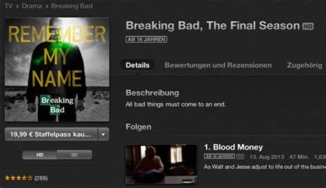 Tv Für Bad by Tv Serien Entsch 228 Digung F 252 R Breaking Bad K 228 Ufer