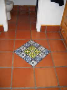 25 best ideas about mexican tile floors on