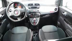 Fiat 500 Interieur : fiat 500 1 2 8v 69ch s occasion lyon s r zin rh ne ora7 ~ Gottalentnigeria.com Avis de Voitures