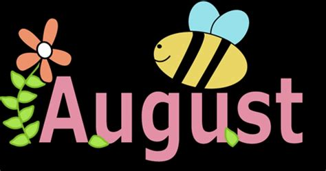 Free Clipart For August   Free download on ClipArtMag