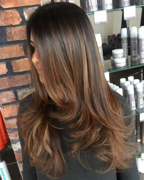 30 Best Hairstyles For Long Straight Hair 2019
