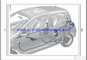Renault Twingo X44 Nt8435 Disk Wiring Diagrams Manual 01