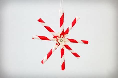 basteln mit trinkhalmen 43 ideen f 252 r basteln mit strohhalmen zu weihnachten