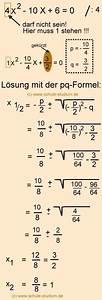 Nullstellen Berechnen Pq Formel Aufgaben : abc formel mitternachtsformel vs pq formel quadratische gleichungen aufgaben mit musterl sungen ~ Themetempest.com Abrechnung