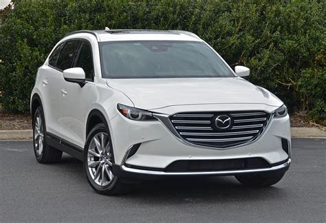 Mazda Cx 9 Backgrounds by 2018 Mazda Cx 9 Awd Signature Review Test Drive