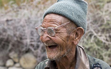 Old Man Laughinh