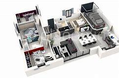 hd wallpapers plan maison rectangulaire 3d - Plan De Maison Rectangulaire