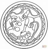 Mayan Coloring Mask Colorear Maya Mayas Imagenes Metate Plate Printable Grinding Cocoa Drawings Designlooter sketch template