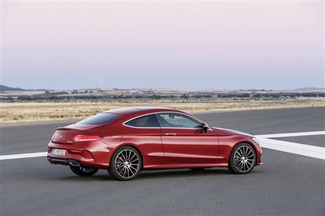 Mercedes-benz Launches All-new 2016 C-class Coupe