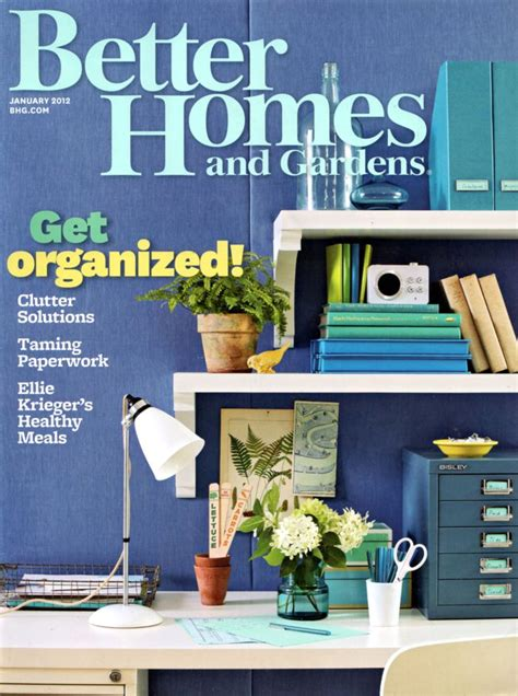 Free Better Homes And Gardens 1year Magazine