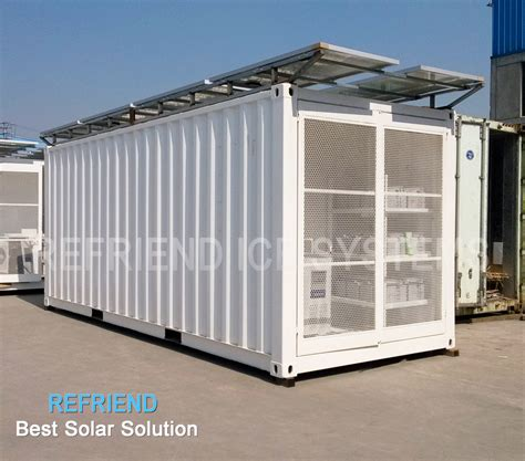 chambre froide solaire solar power container chambre froide solar power
