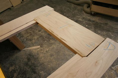 building an interior door part one the frame finewoodworking