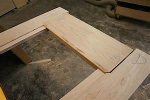 Building an Interior Door: Part One - The Frame