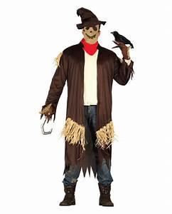 Warmes Halloween Kostüm : herren kost m vogelscheuche karneval kost me online ~ Lizthompson.info Haus und Dekorationen
