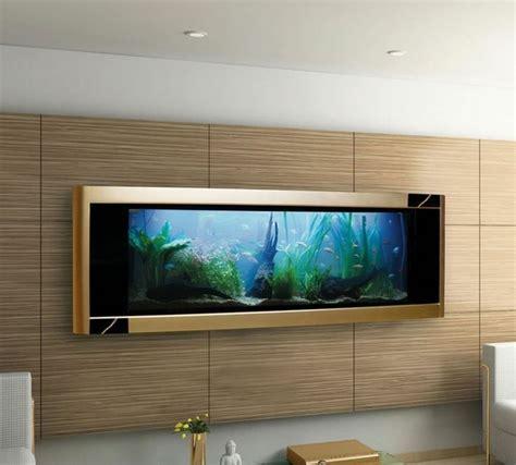meuble de cuisine l aquarium mural en 41 images inspirantes