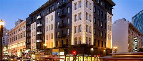 Hotel Union Square by Union Square Hotel San Francisco Hotels Hotel Union Square