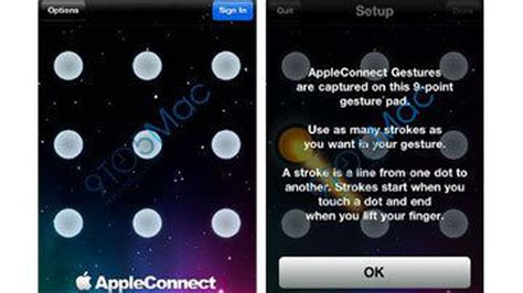 how to use gestures on iphone is apple testing gesture based lock screen for the iphone 1955
