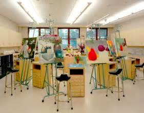 School Art Studio Design