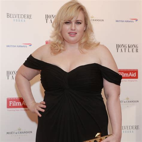 Rebel Wilson Says Gaining Weight Made Her More Successful ...