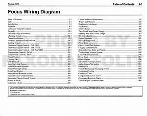 2010 Ford Focus Wiring Diagram Manual Original Marlon Ytliu Info