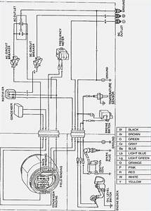 Generac Gp5500 Wiring Diagram