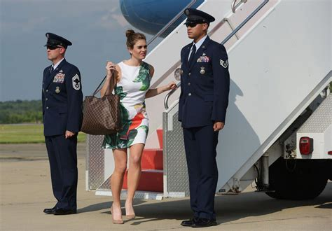 heres  hope hicks  outlasted   trump aides