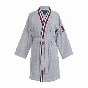 Bademantel Tommy Hilfiger : buy tommy hilfiger chine bathrobe grey amara ~ A.2002-acura-tl-radio.info Haus und Dekorationen