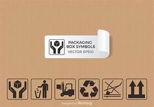 Packaging Symbols Vector - Download Free Vector Art, Stock ...