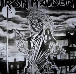 eddie-iron maiden by shinedownster on DeviantArt