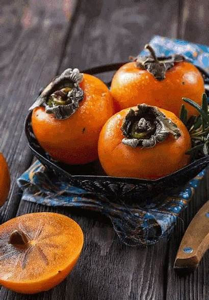 Fruit Fruits Persimmon Healthy Eyes Different Uploaded