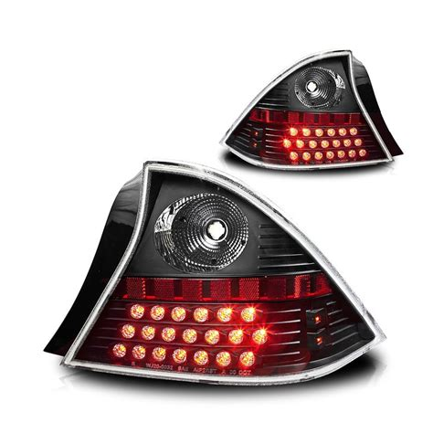 honda civic tail lights for sale 2001 2003 honda civic 2 door coupe performance led tail