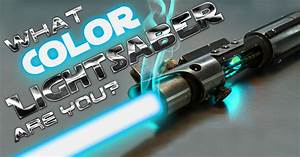 What Color Lightsaber Are You? BrainFall