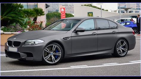 All New Bmw M5 2019 Test Drive Youtube