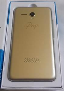 Alcatel Onetouch Pop 3 5 5 5025g Dorado Con Accesorios