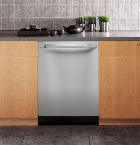 gldtdss ge built  dishwasher  hidden controls stainless steel