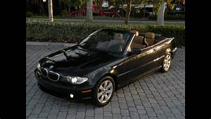 2005 Bmw 325ci Convertible Black For Sale Auto Haus Of