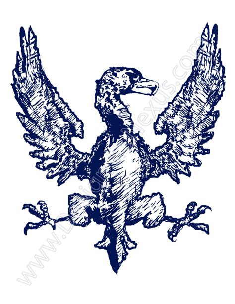 heraldry symbol graphic eagle clip art