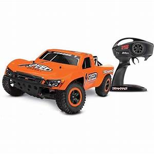 TRAXXAS SLASH Robby Gordon Edt 58034-1