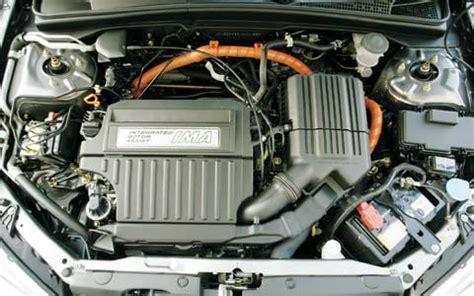 how do cars engines work 2004 honda civic transmission control 2004 honda civic hybrid toyota prius honda insight 2003 toyota prius hybrid car comparison