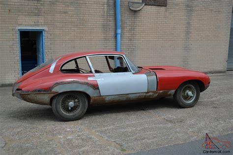 1967 Jaguar E Type Series 1 2