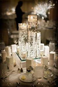 candle centerpiece ideas 43 Mind-Blowingly Romantic Wedding Ideas with Candles ...