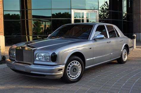 Rolls Royce Michigan by Purchase Used 1999 Rolls Royce Siver Seraph In Clinton