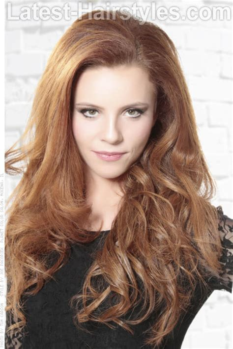Color Hairstyles by 20 Enchanting Winter Hair Colors You Must Try This Year