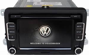 Volkswagen Rcd 510  Usb Head Unit Pinout Diagram