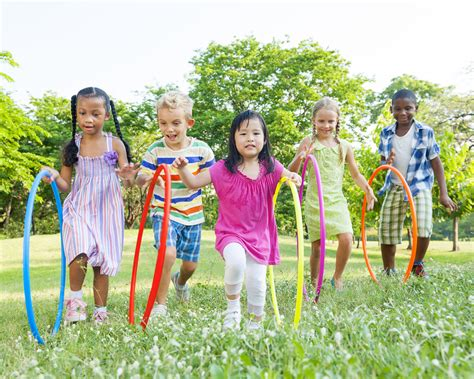 quarterly school newsletter healthy amp physical 976 | bigstock Diverse Children Playing With 62232491